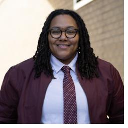 Noelani Gabriel, 30 Under 30 Changemaker